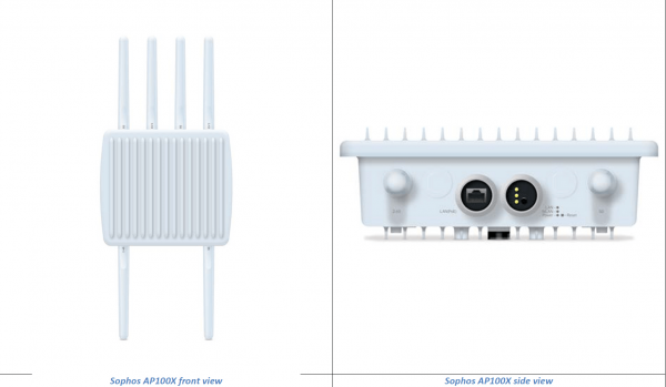 Sophos AP 100X Outdoor Access Point