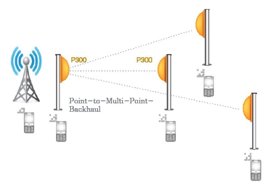 Punkt zu Multi-Punkt