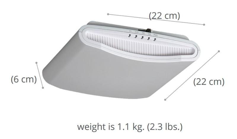 R710 Maße